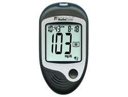 Prodigy Autocode glucose meter