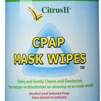 Citrus Scent CPAP Mask Wipes